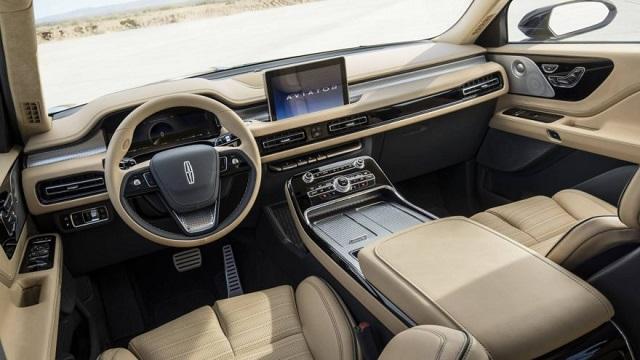 2020 ford explorer hybrid interior