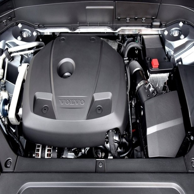 2020 Volvo XC90 engine