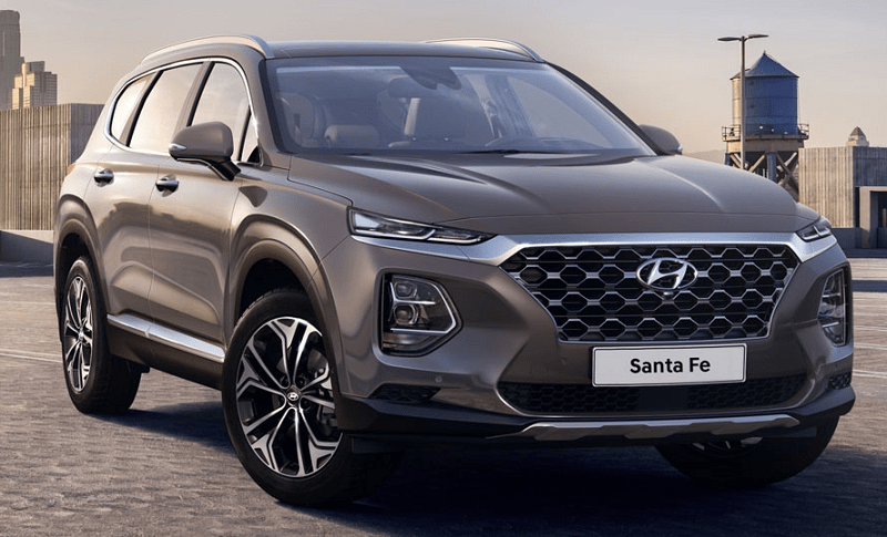 2020 Hyundai Santa Fe Xl N Diesel 2019 And 2020 New