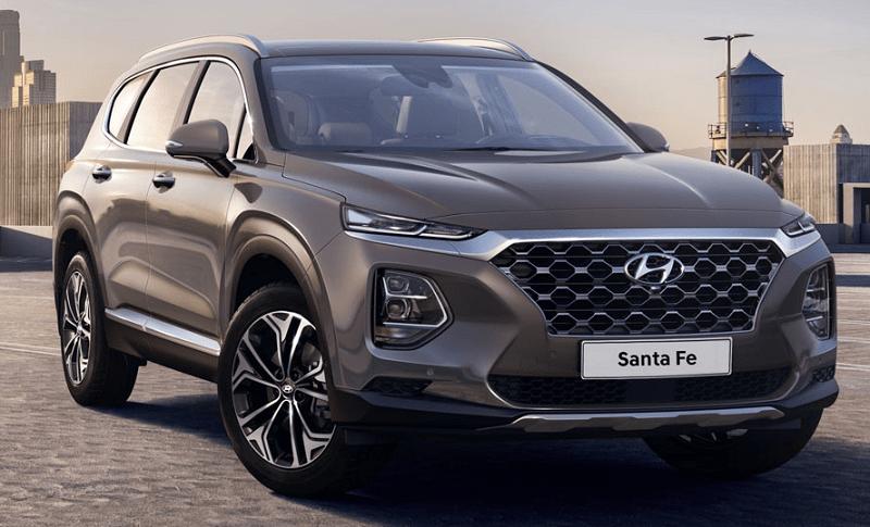 Subaru Diesel Usa >> 2020 Hyundai Santa Fe XL, N, Diesel - 2019 and 2020 New ...