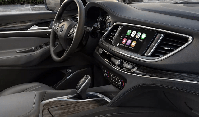 2020 Buick Enclave interior - 2019 and 2020 New SUV Models