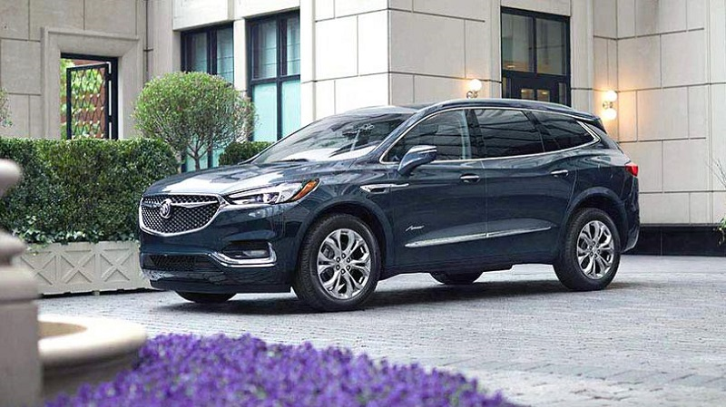 2020 buick enclave changes  colors and specs
