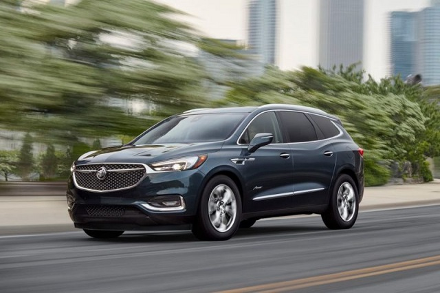 2020 buick enclave specs  2020 2021 and 2022 new suv models