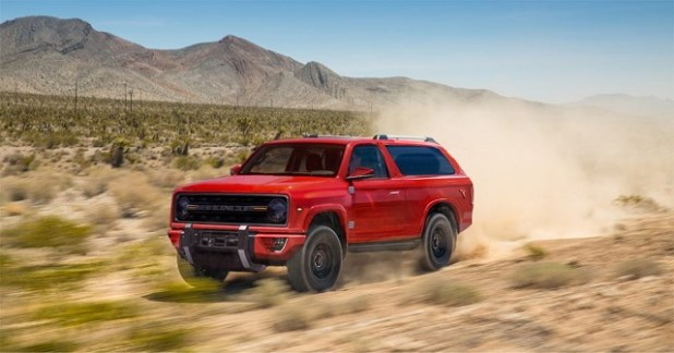2020 Ford Bronco Diesel review