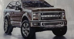 2020 Ford Bronco Diesel