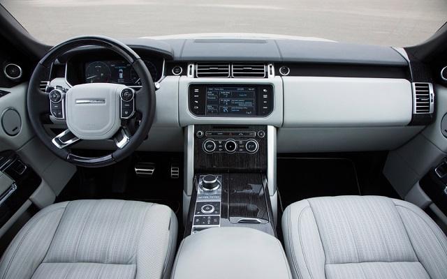 2020 Range Rover Evoque interior - 2019 and 2020 New SUV ...
