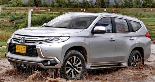 2019 Mitsubishi Monteroh review