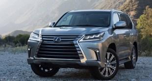 2020 Lexus LX 570 review