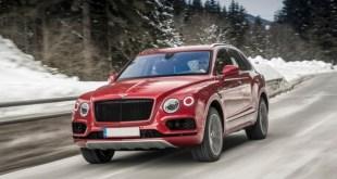 2020 Bentley Bentayga specs