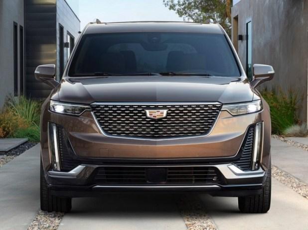 2020 Cadillac XT6 specs