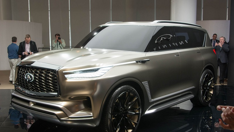 2020 infiniti qx80 review - 2021 and 2022 new suv models