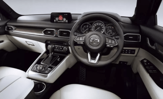 2020 cx-7 interior