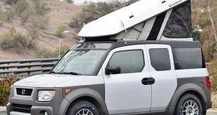 2020 Honda Element review