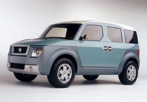 2020 Honda Element