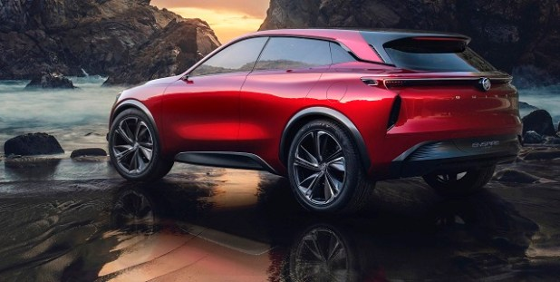 2020 Buick Enspire Concept, Range - 2020, 2021 and 2022 ...