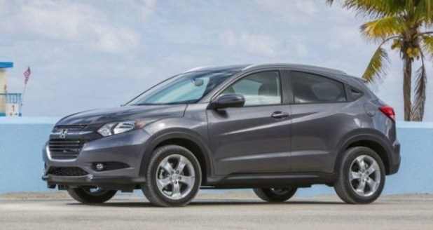2020-hr-v-side view
