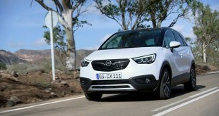 2020 opel crossland x review