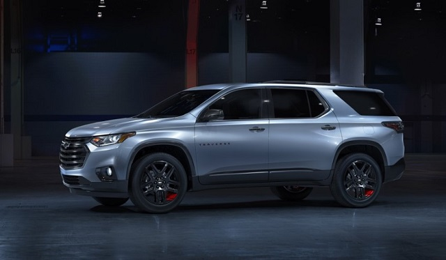 Best 7 Seater Suv >> 2020-Chevrolet-Traverse-side-view - 2019 and 2020 New SUV Models