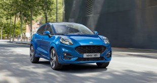 2021 Ford Puma review