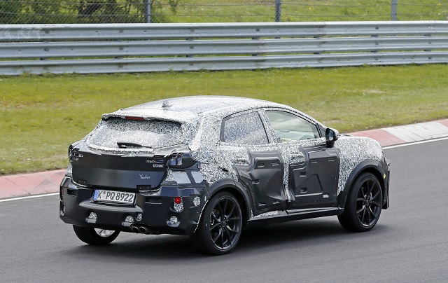2021 Ford Puma Spy Photos, Release Date >> 2021 Ford Puma Spy Pictures 2019 And 2020 New Suv Models