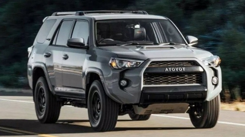 2021 toyota 4runner redesign trd pro limited  2019 and