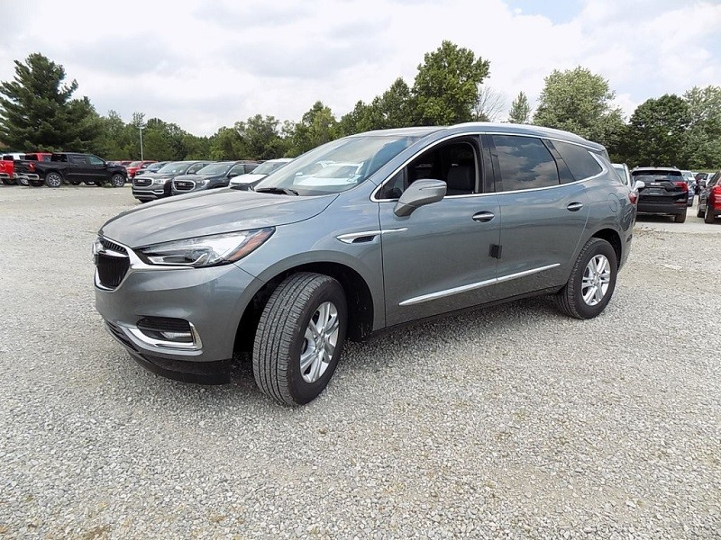 2020 Buick Enclave Essence Review