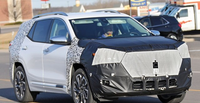 New Look And New Engine For 2021 GMC Terrain - 2019 and ...
