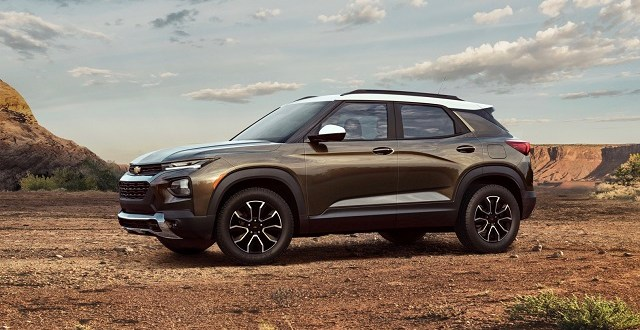 2021 chevy trailblazer is a new small crossover from gm