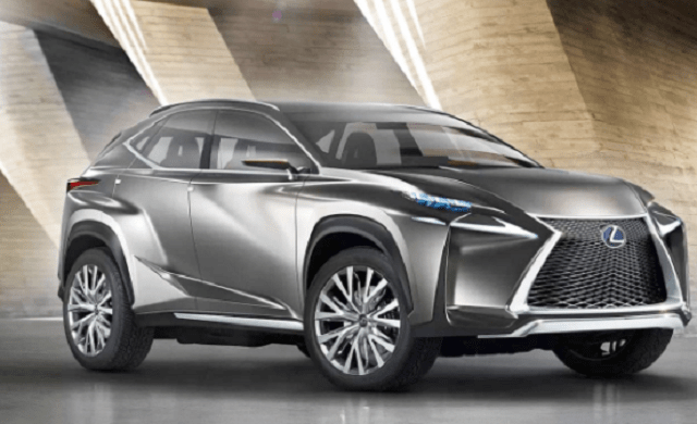 2021-Lexus-NX-front-view - 2020, 2021 and 2022 New SUV Models
