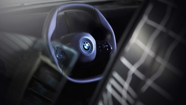 2021 BMW iX5 Steering Wheel