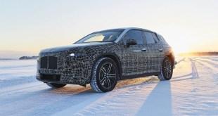 2021 BMW iX5