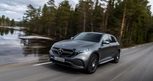 2021 Mercedes-Benz EQC featured