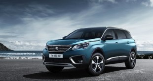 2021 Peugeot 5008 featured
