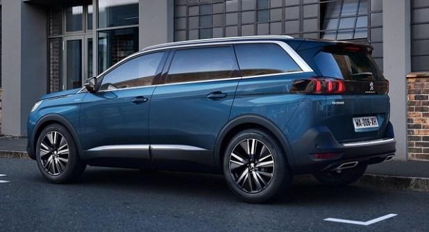 2021 Peugeot 5008 price