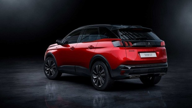 2021 Peugeot 3008 Release Date