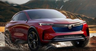 2021 Buick Enspire featured