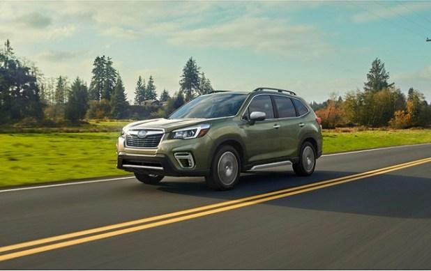 2022 Subaru Forester