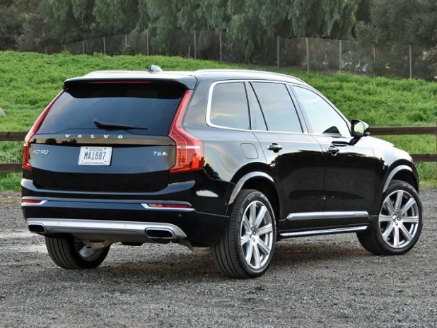 2022 Volvo XC90 release date