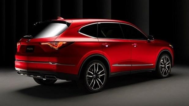 2022 Acura MDX Type S release Date