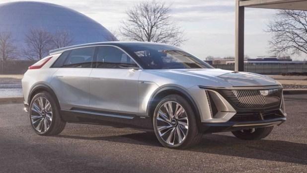 2022 Cadillac Lyriq