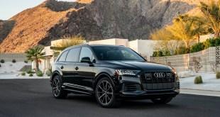 2022 Audi Q7 featured