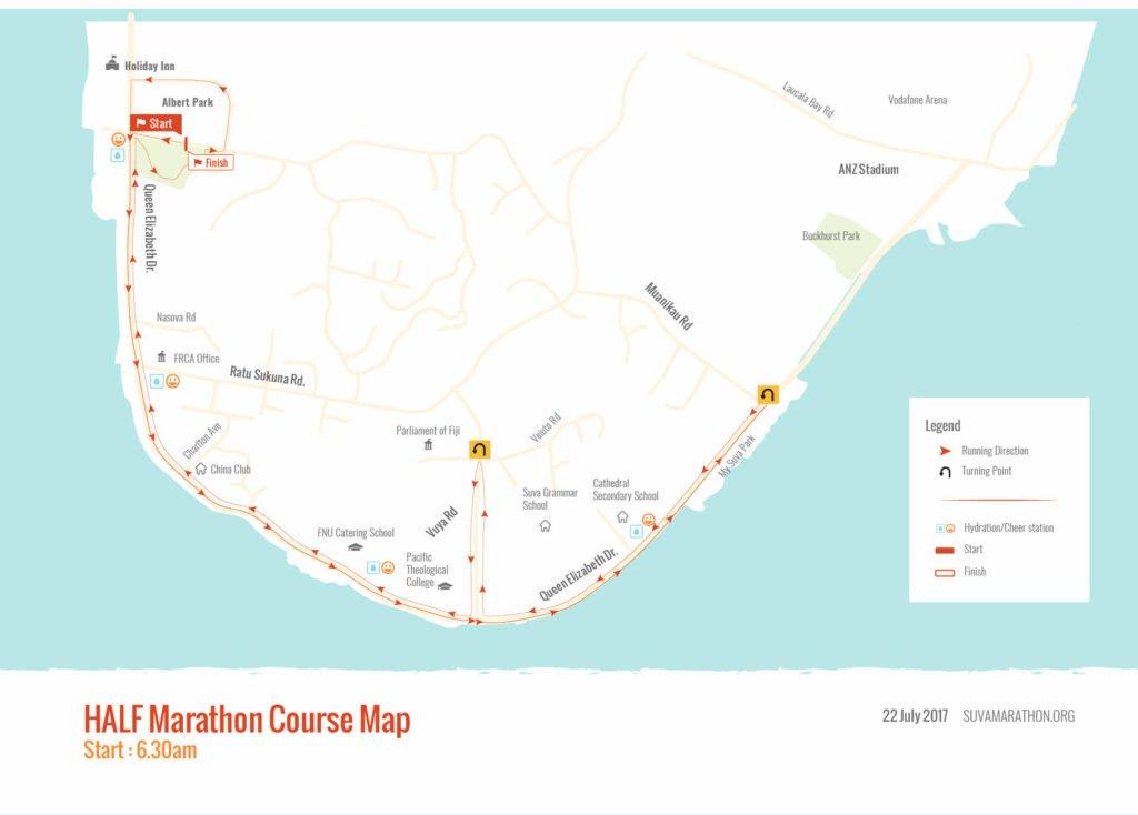 Half Marathon ICSM2017