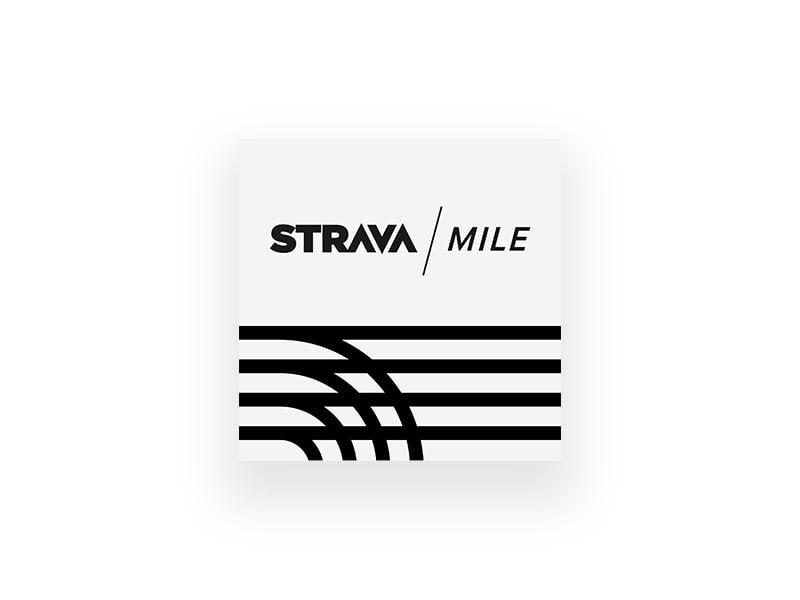 The Strava Mile