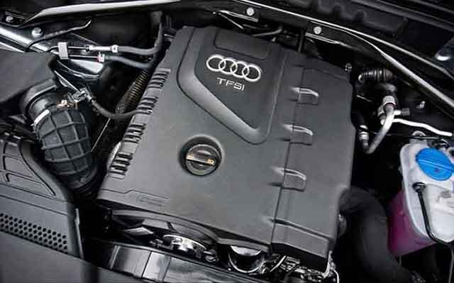 2019 Audi Q5 engine