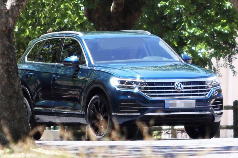 30+ Tiguan V8 Volkswagen Touareg 2020