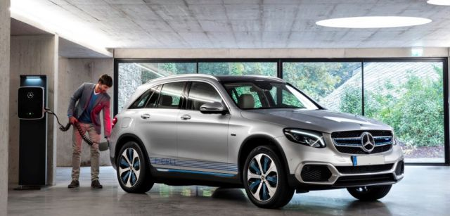 2019 Mercedes-Benz GLC F-Cell