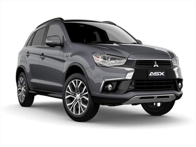 2019 Mitsubishi ASX front