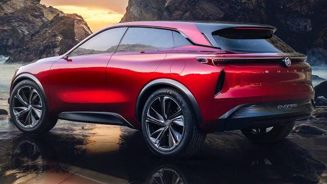 2019 Buick Enspire rear