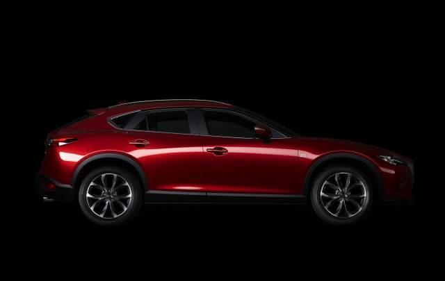 2019 Mazda CX-4 side