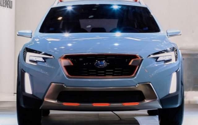 2019 Subaru Crosstrek front